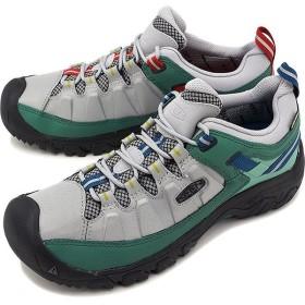 KEEN キーン トレッキングシューズ メンズ M TARGHEE EXP WP ターギー イーエックスピー ウォータープルーフ Natsu Akikusa 靴 1018550 SS18
