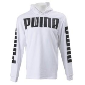 【PUMA ウェア】 プーマ M REBEL フーディ 851977 02 プーマ ホワイト L