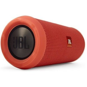 JBL FLIP3 Bluetoothスピーカー IPX5防水機能 ポータブル/ワイヤレス対応 オレンジ JBLFLIP3ORG 【国内正規品】