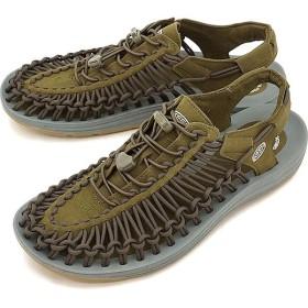 KEEN キーン ユニーク サンダル 靴 メンズ UNEEK MNS Dark Olive/Neutral Gray 1017033 SS17