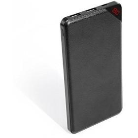 4c46a32311 Soluser モバイルバッテリー 超薄型 スリム 10000mAh 大容量 軽量 2 USBポート ポータブル LCD