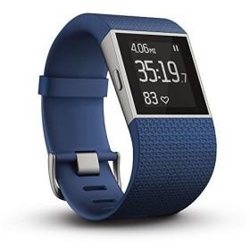 スマートウォッチ本体 Fitbit フィットビット フィットネス スーパー ウォッチ Surge GPS内蔵 運動 睡眠 健康管理 活動量計 アクティブトラッカー Blu