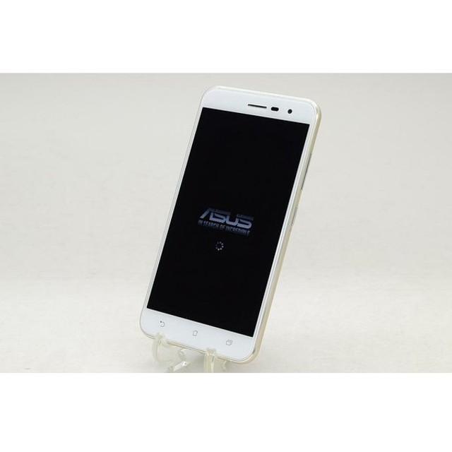 [中古] SIMフリー ASUS ZenFone 3 32GB RAM3GB ZE520KL