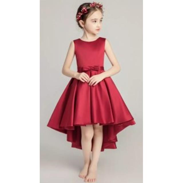 ca53885555368 ボレロ付きワンピース ボレロ ワインレッド ピアノ 発表会 ドレス 子供 130 140 150 160 ドレス
