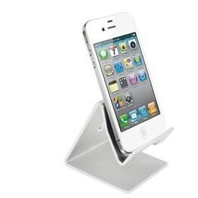 3fb2000da0 [RabBit] iPhone スマートフォン デスク スタンド タブレット用スタンド アルミニウム製 充電/同期スタンド