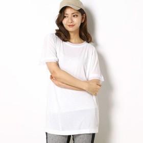 リーボック(Reebok)/【REEBOK/リーボック】レディースTシャツ(ヨガ Tee for tights)
