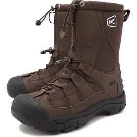 KEEN キーン スノーブーツ メンズ MENS Winterport II ウィンターポート ツー ウィンターブーツ Demitasse/Slate Black 靴 1017506 FW17