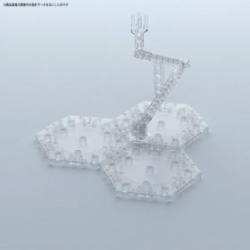 バンダイプラモデル アクションベース4 クリア(再販)[バンダイ]《発売済・在庫品》