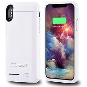 ec1d2a1555 モバイルバッテリー iSHAKO iPhone X バッテリーケース 4000mAh 大容量 battery case ケース型バッテリー 軽量