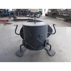 ロボット型七輪 しち衛門