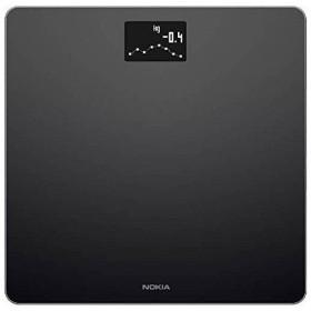 Nokia スマート体重計 Body ブラック Wi-Fi/Bluetooth対応 BMI体重計 【日本正規代理店品】 WBS06-BLACK-AL