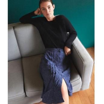 Comptoir des Cotonniers / コントワー・デ・コトニエ LEAVES DOTSプリントスカート