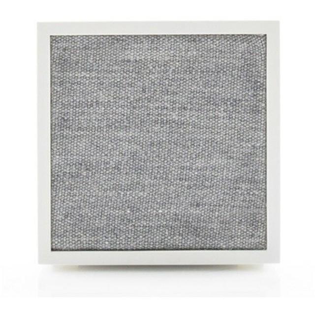 Tivoli Audio CUB-1742-JP Tivoli ART Cube White/Grey Bluetoothワイヤレススピーカー