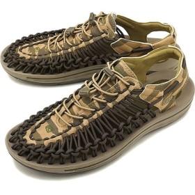 KEEN キーン ユニーク サンダル 靴 メンズ M UNEEK ユニーク Camo/Dark Olive 1018675