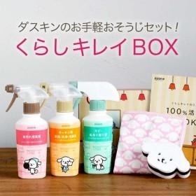 ダスキン くらしキレイBOX スポンジ 洗剤 ツールのセット 掃除用洗剤セット ギフト キッチン用洗剤 ノベルティ 大掃除 数量限定