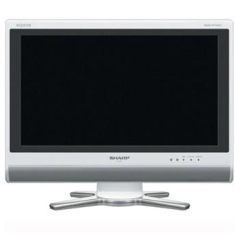 SHARP 20V型 ハイビジョン液晶テレビ AQUOS LC-20D50-W ホワイト