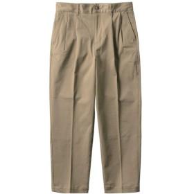 カンタベリー ストレッチ ツータック チノ パンツ メンズ RA18615-34