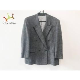 チェスターバリー ジャケット サイズPM メンズ ネイビー×ブラウン×マルチ ネーム刺繍       スペシャル特価 20190409