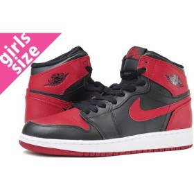 NIKE AIR JORDAN 1 RETRO HIGH OG GS ナイキ エア ジョーダン 1 レトロ ハイ OG GS BLACK/RED