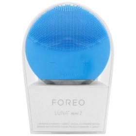 ヤーマン FOREO LUNA mini2 アクアマリン F6248-J 洗顔用フェイスブラシ[送料無料](TN255-1)