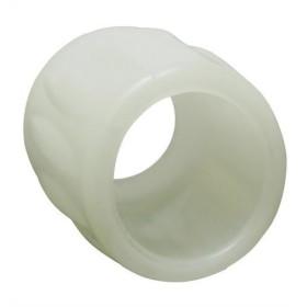東急ハンズ ドアノブカバー 蓄光ドアノブカバー握り玉用 白色