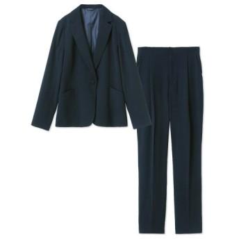 フォーマル テーラードジャケット タックパンツ2点セットスーツ