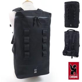 クローム CHROME 22L 防水仕様 バックパック URBAN EX GAS CAN PACK 22L リュックサック デイパック メンズ レディース BLACK/BLACK  BG254BKBK FW18
