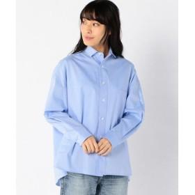 SHIPS for women / シップスウィメン TICCA:スクエアビッグシャツ