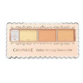 井田ラボラトリーズ キャンメイク カラーミキシングコンシーラー C12 イエロー&オレンジベージュ SPF50 PA++++ (1個) コンシーラー CANMAKE