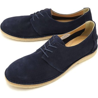 フットスタイル FOOT STYLE メンズ スエード カジュアルレザーシューズ 靴NAVY SUEDE FS-3338M FW18