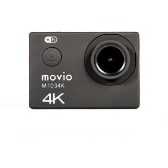 ナガオカ nagaoka M1034K 防水キット付 マウントキット アクションカメラ WiFi機能搭載 高画質4K Ultra HD SDカード保存