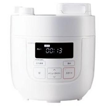 SP-D121-W シロカ 電気圧力鍋