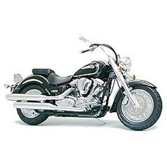1/12 オートバイシリーズ No.80 ヤマハ XV1600 ロードスター