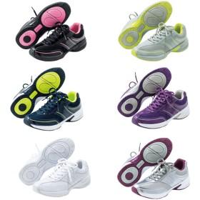 【格安-女性靴】【アルコーゼ】レディースエナメル調トーニングシューズ
