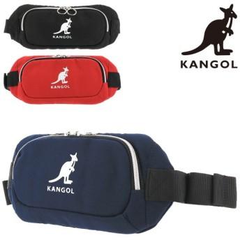 KANGOL カンゴール ウエストバッグ 250-4920