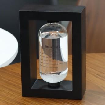 ストームグラス BAW11007 天気予報グラス 結晶 オブジェ 飾り おしゃれ 雑貨 ガラス