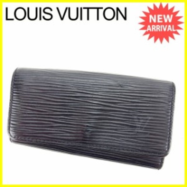 18dd8d501a42 ルイ ヴィトン Louis Vuitton キーケース 4連キーケース エピ 【中古】 C2486