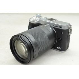 [中古] ミラーレスカメラ EOS M6 EF-M18-150 IS STM レンズキット シルバー 1725C024