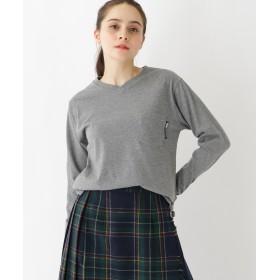 BASE CONTROL LADYS(ベース コントロール レディース) 長袖 Tシャツ Vネック WEB限定 11251