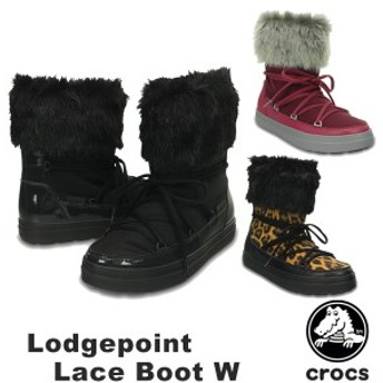 crocs odgepoint lace boot