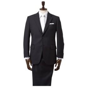 【紳士服】 【ウエストアジャスター付】背抜き洗えるフォーマルスーツ(シングル2ボタン+ツータックパンツ) フォーマルスーツ
