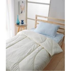 防ダニ。抗菌防臭ベッド用布団4点セット(綿100%肉厚ボリューム敷パッド。枕カバーつき) 布団セット, Beddings, 寝具, 寢具