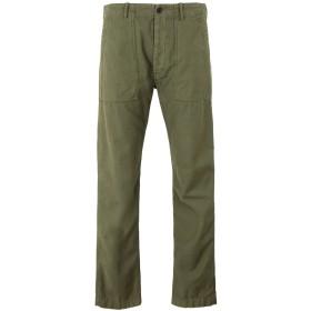 《期間限定セール中》REDS メンズ パンツ ミリタリーグリーン 28 コットン 100%
