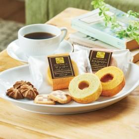 【ANGELIEBE/エンジェリーベ】Cafe Etoile ドトールコーヒーと4種のバウムクーヘンA