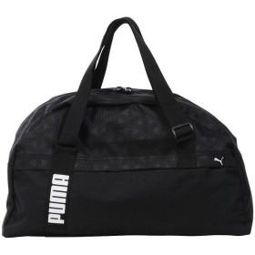 (セール)PUMA(プーマ)スポーツアクセサリー ボストンバッグ コア アクティブ スポーツバッグ M 7473401 メンズ ブラック/グラフィック