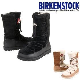 ビルケンシュトック birkenstock レディース シューズ ブーツ スエード レザー ファー ヌーク nuuk