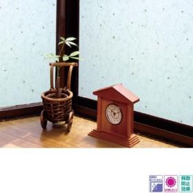 明和グラビア ウインドーデコレーション 飛散防止効果のある窓飾りシート 大革命アルファ ホワイト 46cm丈×90cm巻 GH-4606 190948