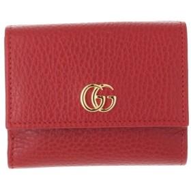 財布 レディース 三つ折り財布 PETITE MARMONT/3つ折り財布/524672 カラー 「レッド」