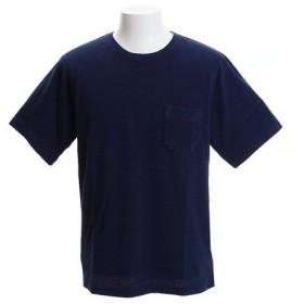 クリフメイヤー(KRIFF MAYER) バンダナ ロゴTシャツ 1819925-2-DBLU (Men's)