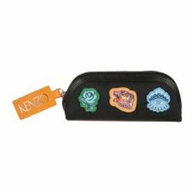 1b6742b5f298 ケンゾー スマホケース iPhoneケース レディース【Kenzo Go Tigers Capsule Pencil Case】Black